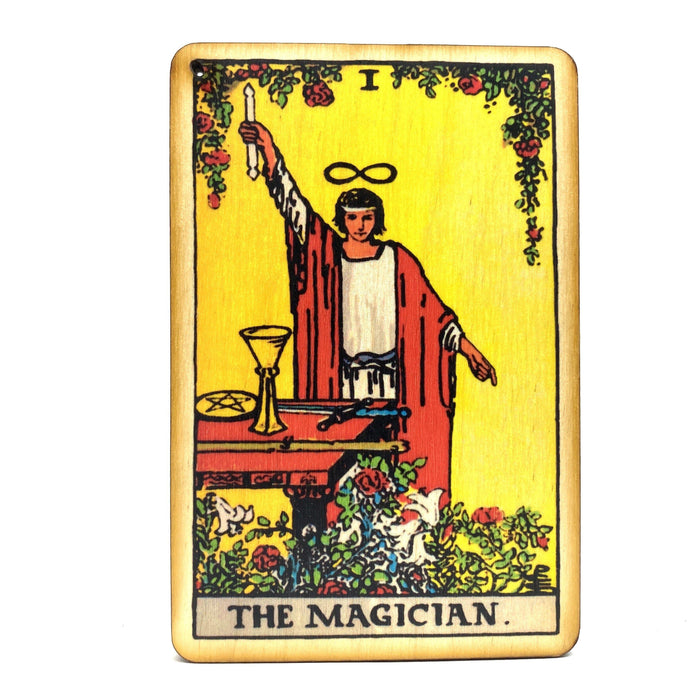 The Magician - Tarot Incense Burner