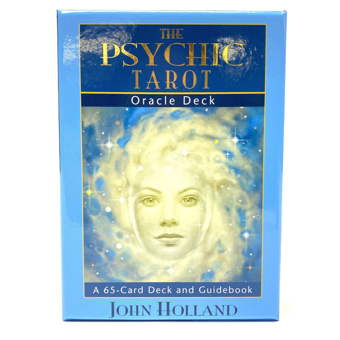 The Psychic Tarot Oracle Card Deck