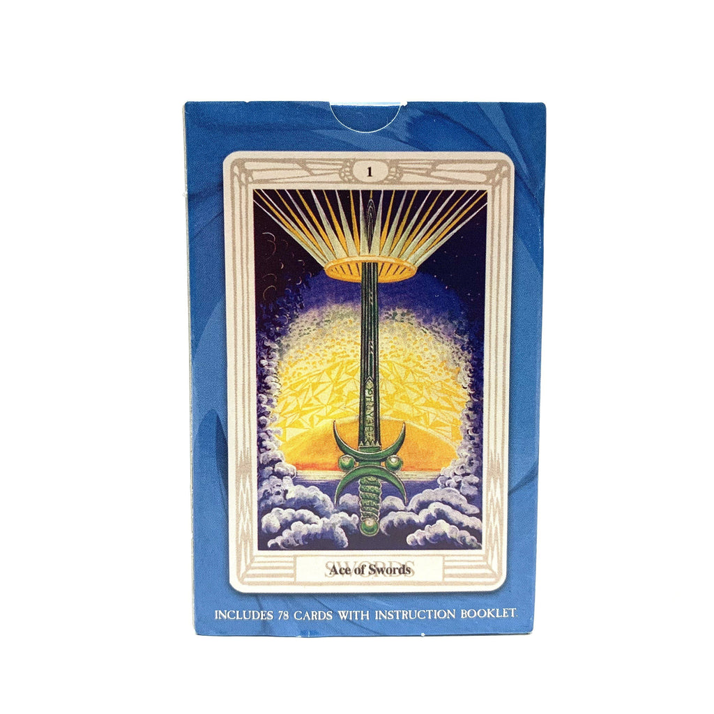 Pocket Sized Thoth Tarot Card Deck - Aleister Crowley
