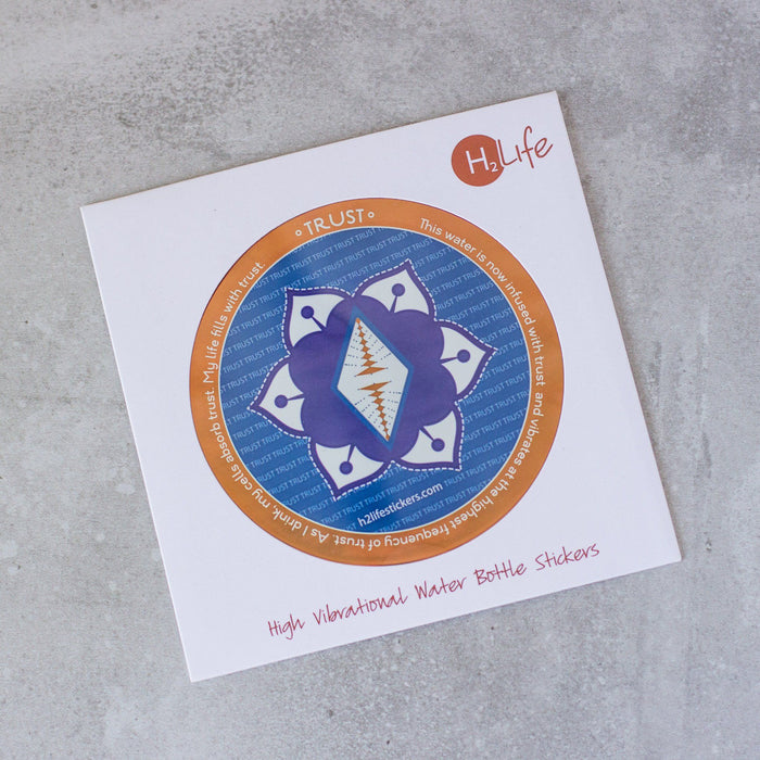 Trust Sacred Geometry Sticker