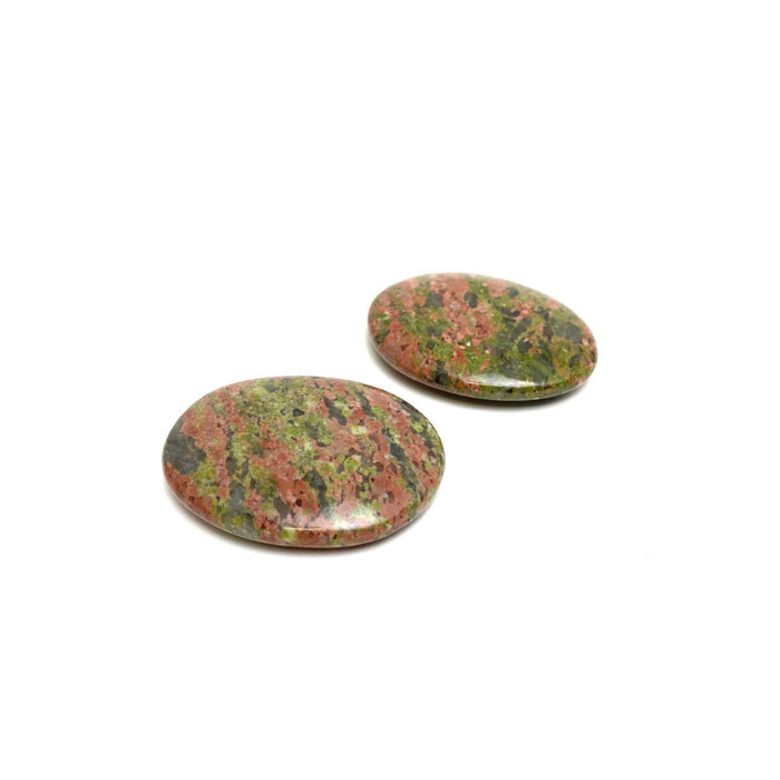 Unakite Pillow Stones