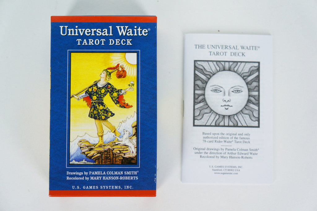 Universal Waite Tarot Deck Cards - House of Intuition
