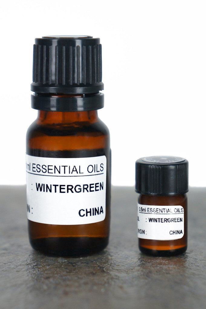 Wintergreen Essential Oil - House of Intuition