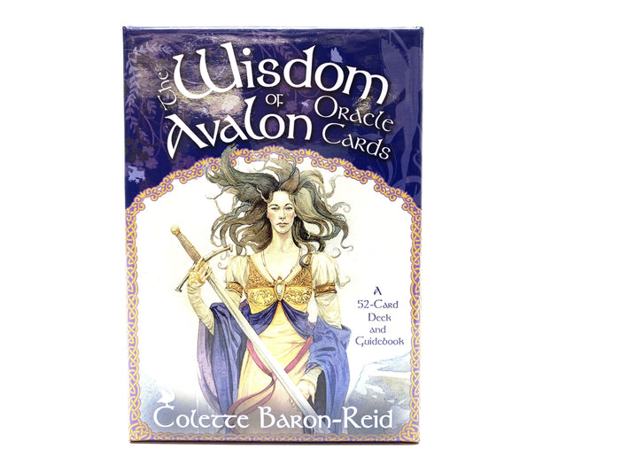 Wisdom of Avalon Oracle Cards Deck