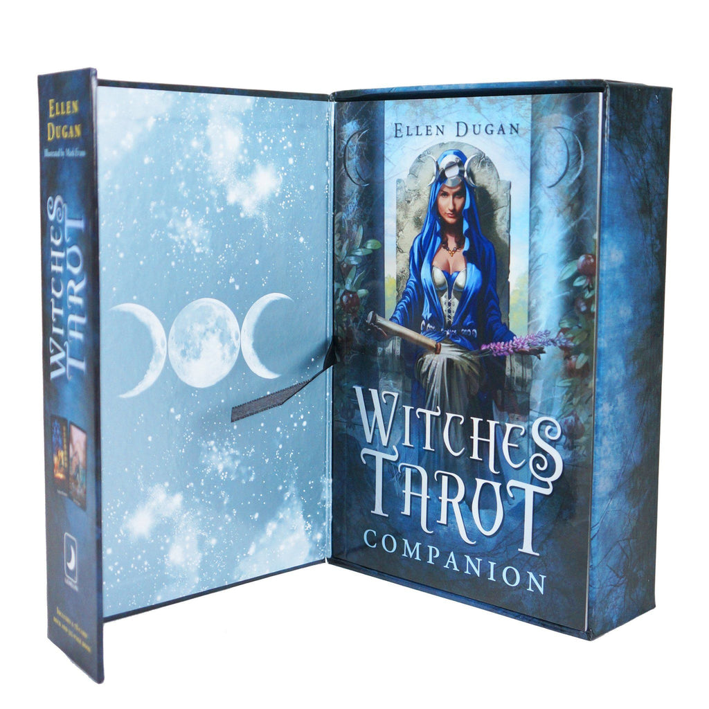 The Witches Tarot Deck - House of Intuition