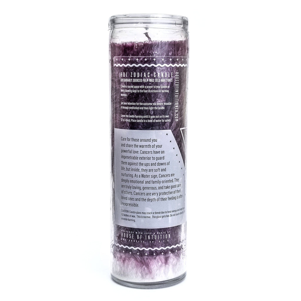 HOI Cancer Zodiac Candle