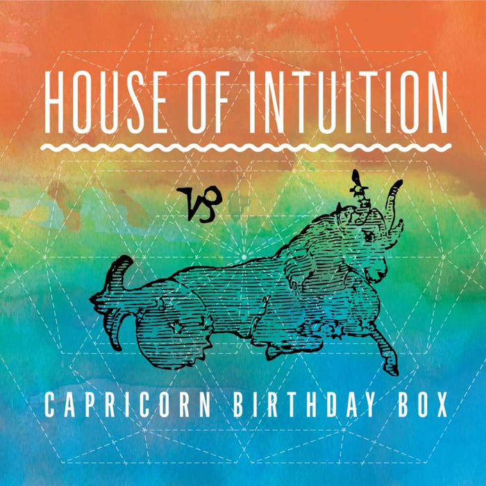 2020 Capricorn Birthday Box - House of Intuition