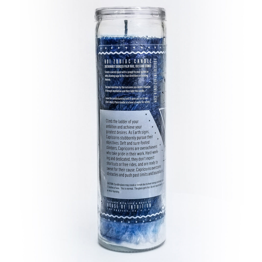 HOI Capricorn Zodiac Candle - House of Intuition