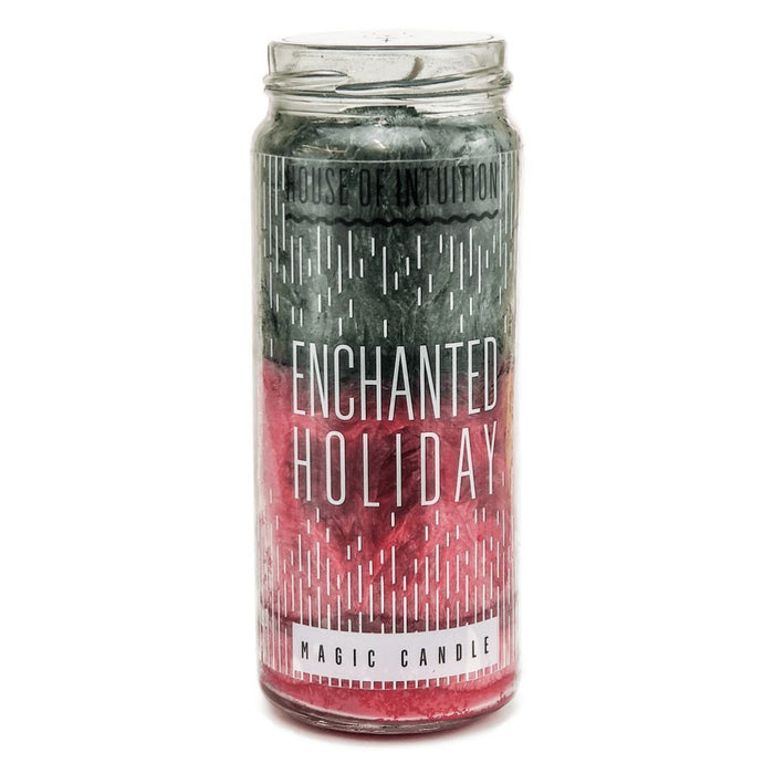 Enchanted Holiday Candle (Limited Edition) - House of Intuition