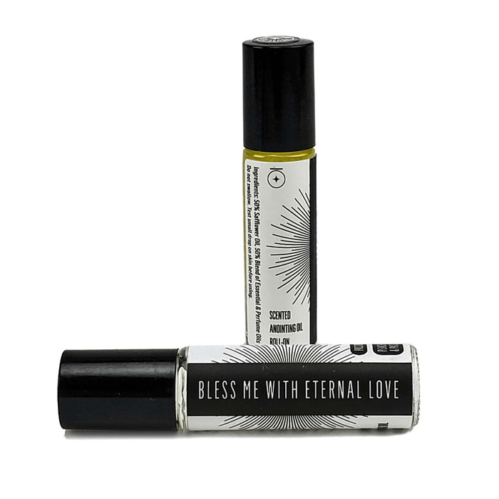 """BLESS ME WITH ETERNAL LOVE"" Affirmation Rollerball"
