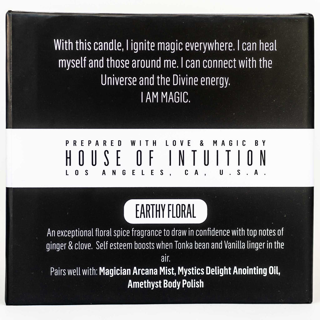 I AM Magical - Affirmation Soy Candle - House of Intuition