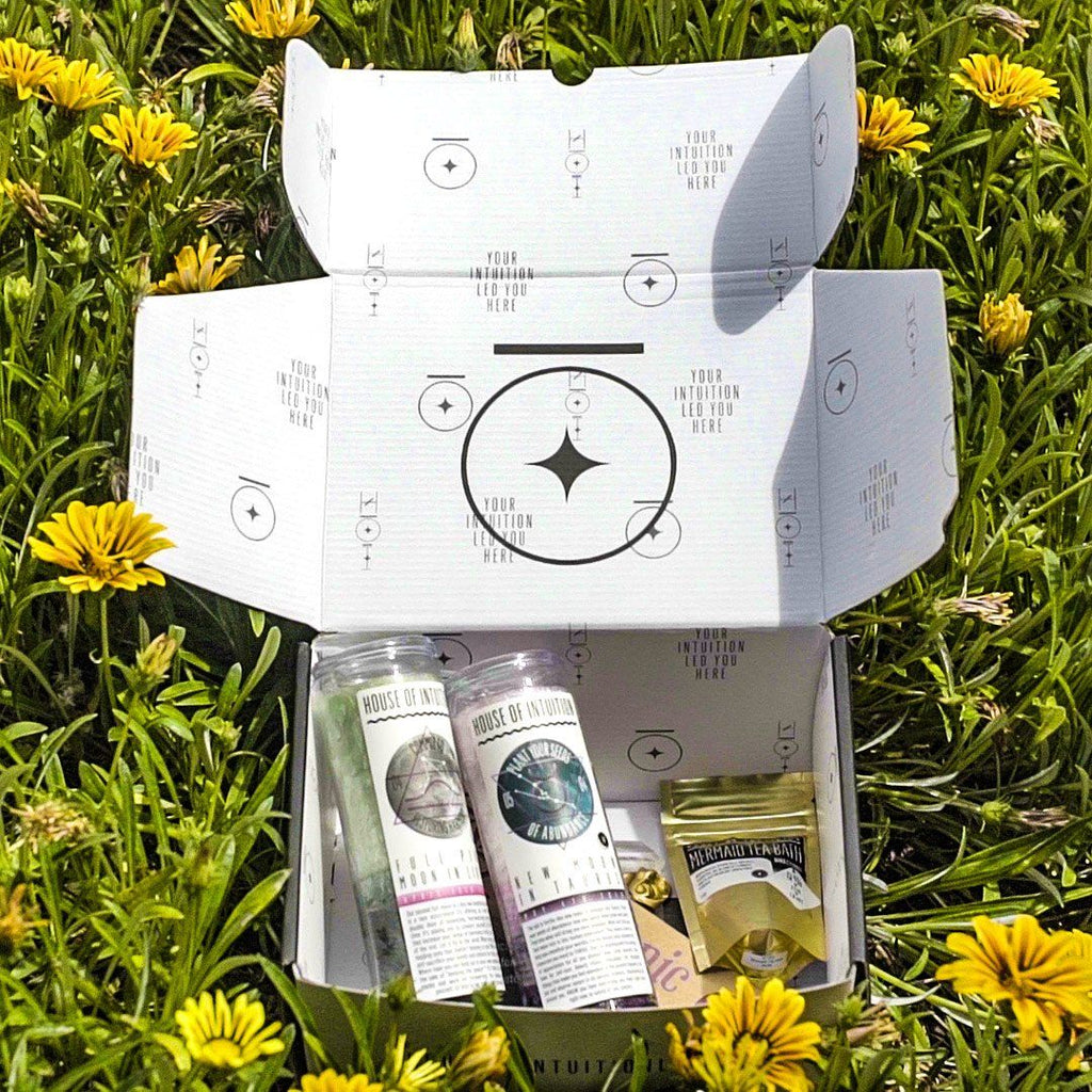 House of Intuition Moon Box Subscription