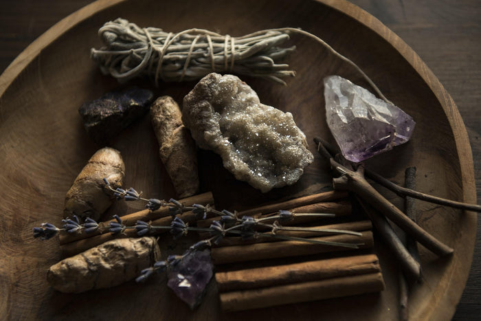 SERIES: Sundays 10/4 - 11/15 Autumn Practical Magic and Techniques with HOI Healer Ryan