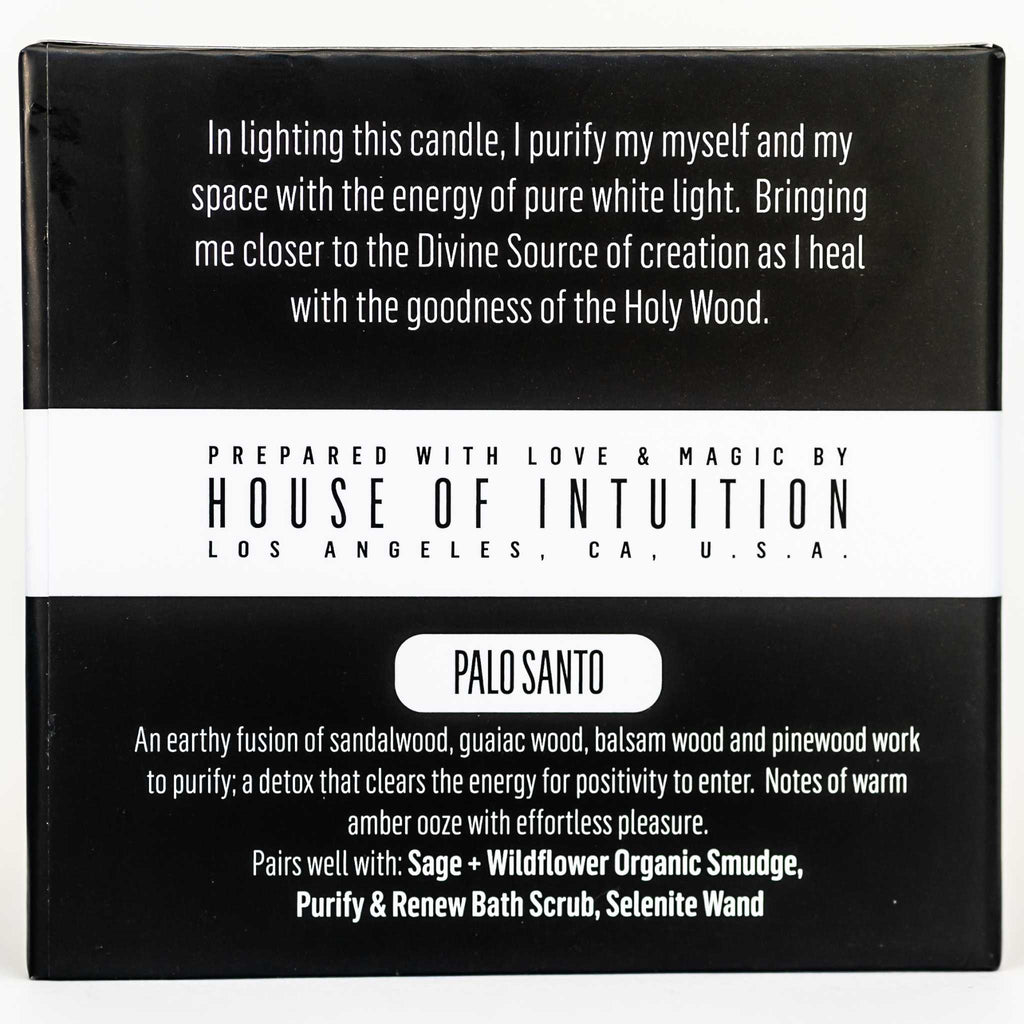 I AM Purifying - Affirmation Soy Candle - House of Intuition