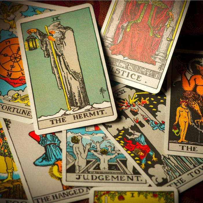 SERIES: Tarot 101 with Chad