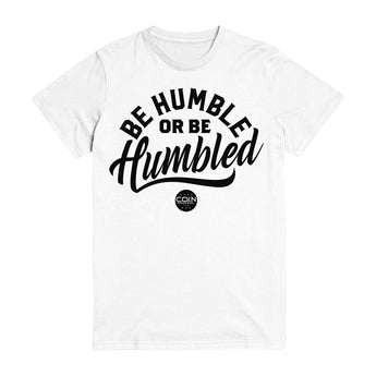 Humble White & Black T-Shirt