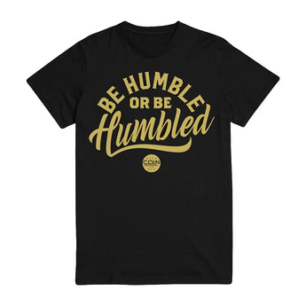 Humble Black & Gold T-Shirt
