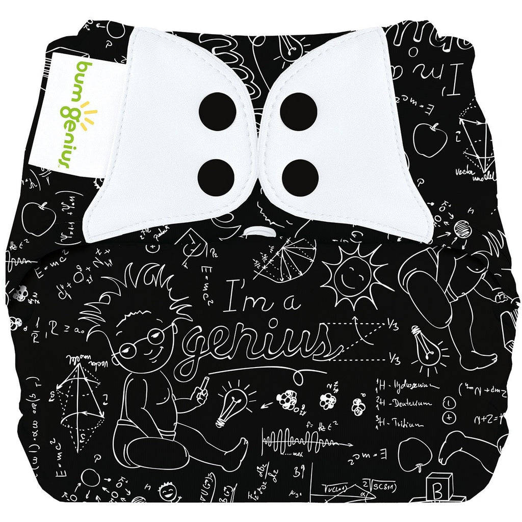 bumGenius Elemental One-Size Cloth Diaper *NEW STYLE!*