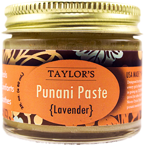 Elevated Punani Paste