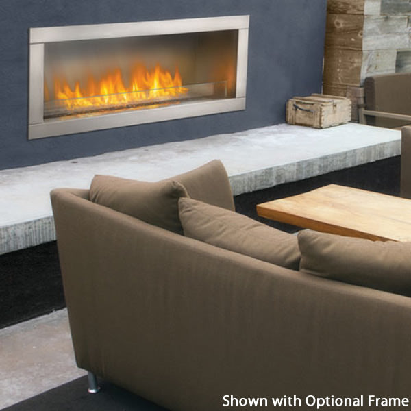 Napoleon Galaxy GSS48 Linear Outdoor Fireplace