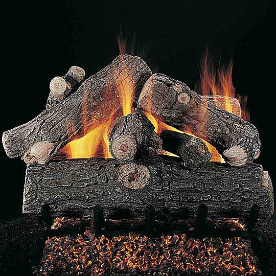 Rasmussen Prestige Oak Log Set