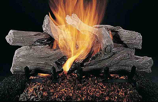 Rasmussen Evening Campfire Log Set