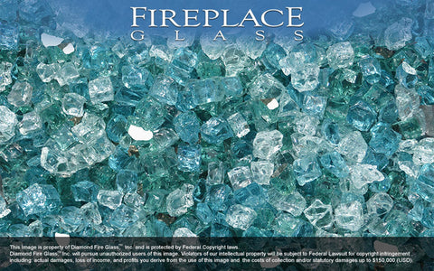 South Coast Premixed Fireplace Glass