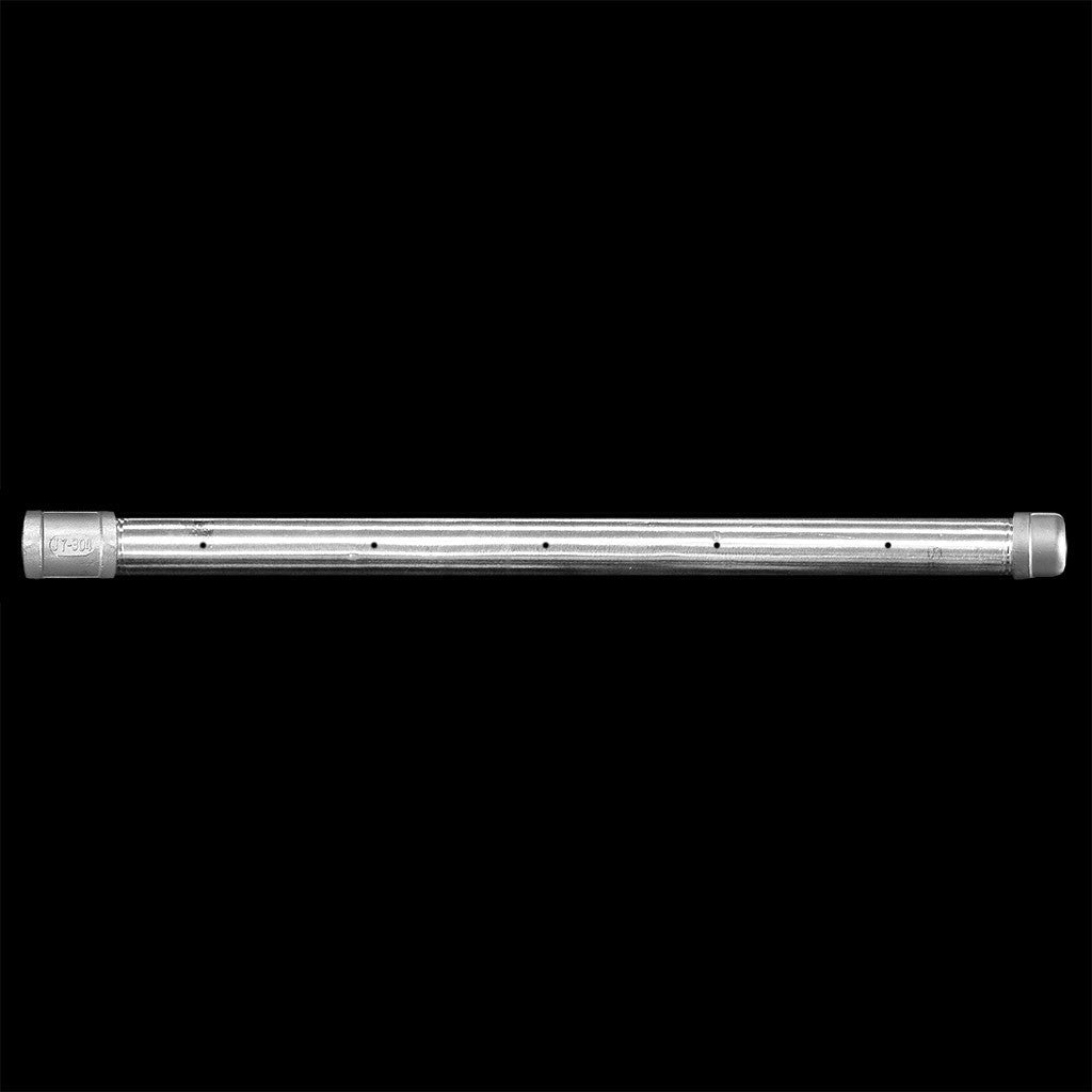 48 Inch Stainless Steel Drilled Pipe Burner