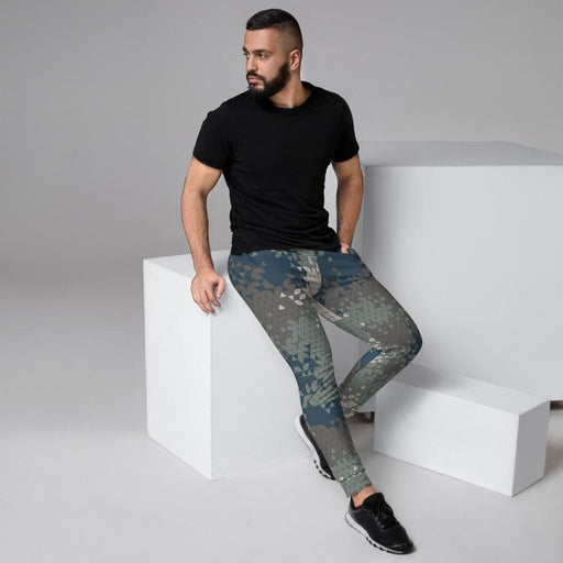 Military Triangle CAMO Men's Joggers