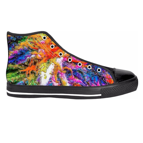 iZoot.com Ganjart High Top Sneakers