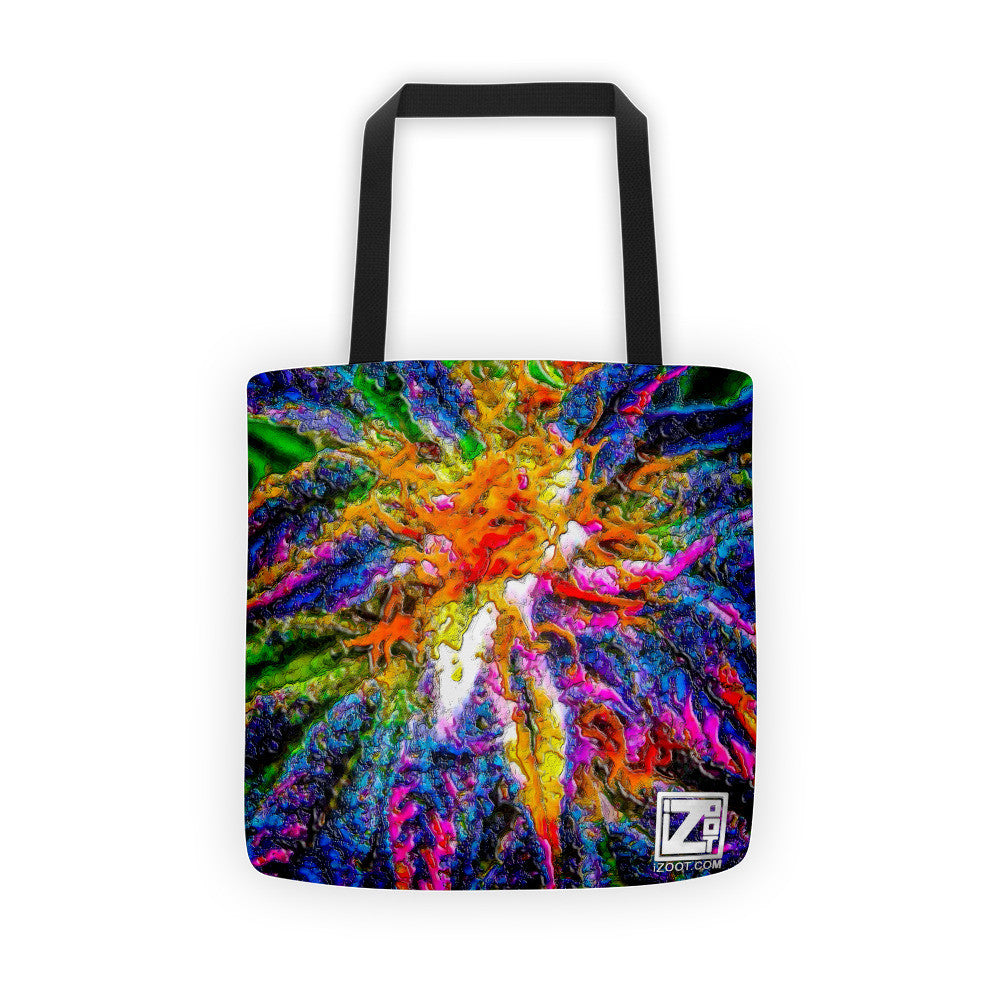 "iZoot.com Ganjart Collection 3 ""Buddeppo"" Tote bag"