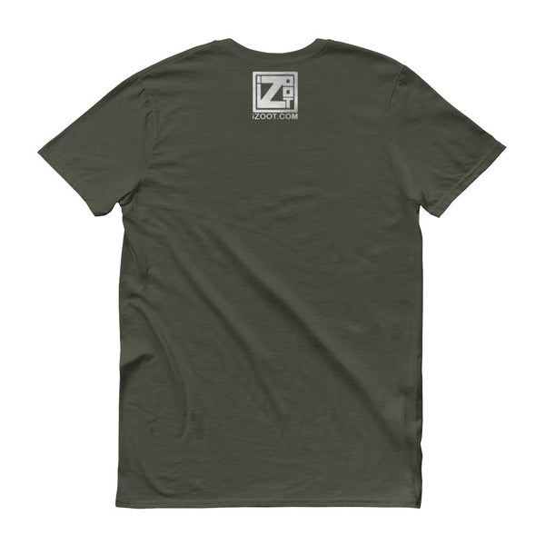 iZoot.com Ganjart 'Cannabisleaf12' Short sleeve t-shirt