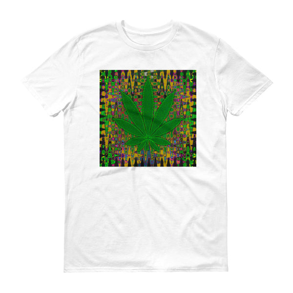 iZoot.com Ganjart 'blockit3XP' Short sleeve t-shirt