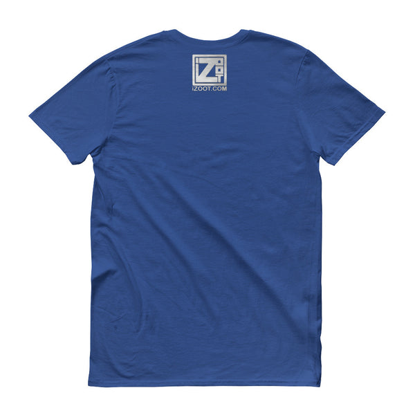 iZoot.com Ganjart 'blockit2B10x' Short sleeve t-shirt