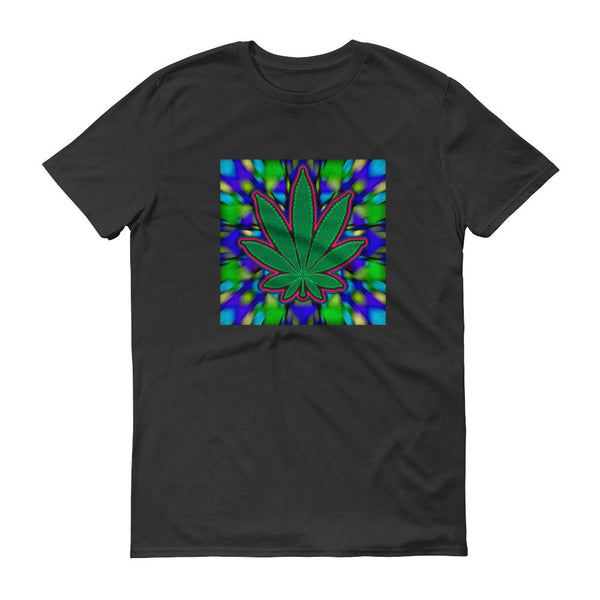 iZoot.com Ganjart 'blockit2Bx7' Short sleeve t-shirt