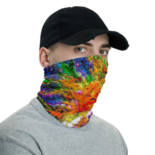 iZoot - Ganjart Buddeppo Neck Gaiter/Facemasks