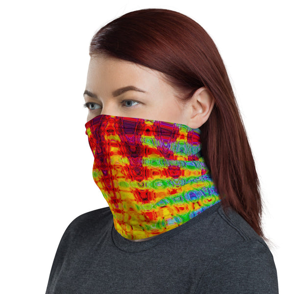 iZoot - Ganjart Neck Gaiter/Facemasks - Psychcot