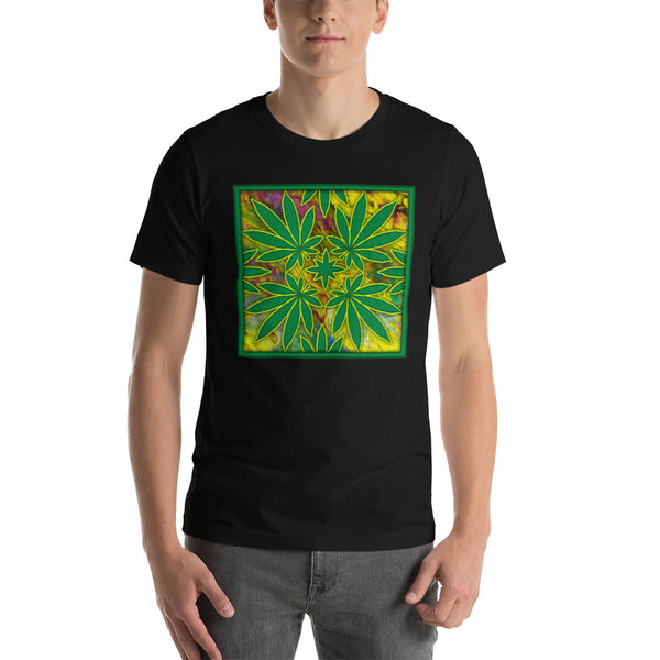 iZoot Ganjart CannaBoss T-Shirt