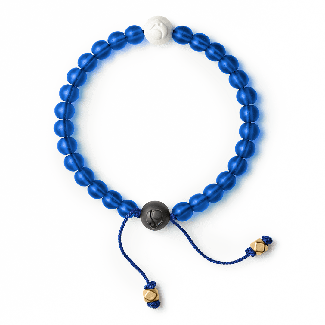 2.0 Glass Bead Bracelet - Slider Image 1