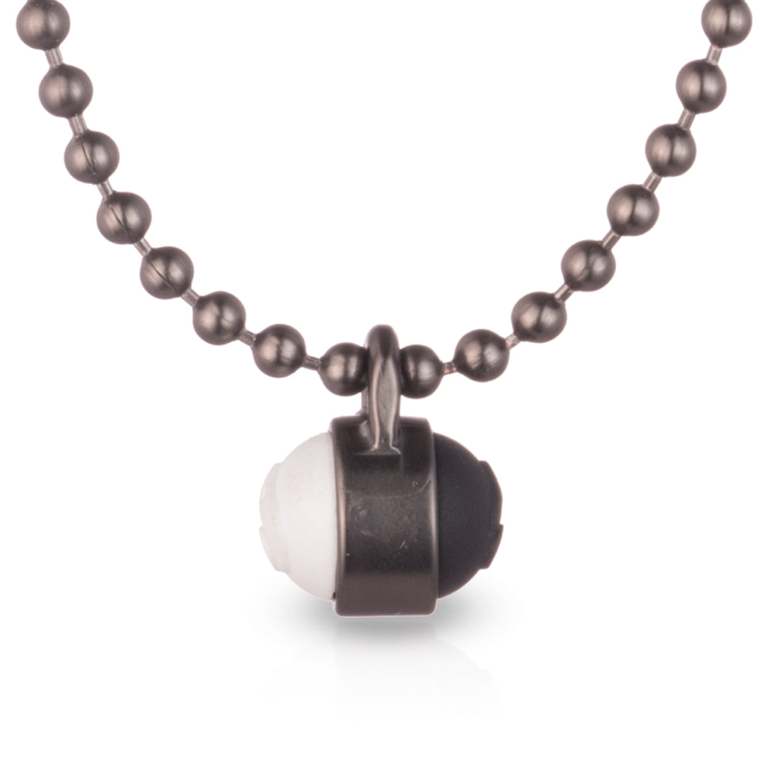 Pendant Ball Necklace - Slider Image 5