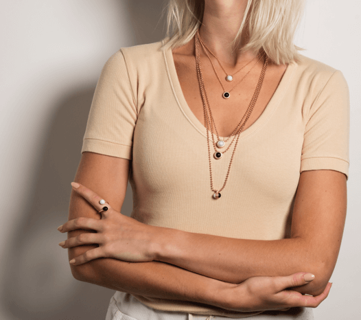 Lokai - Double Ball Necklace