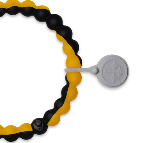Pittsburgh Steelers Lokai - Slider Image 3