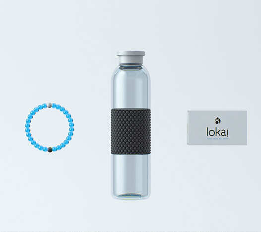 Lokai - Water Pack