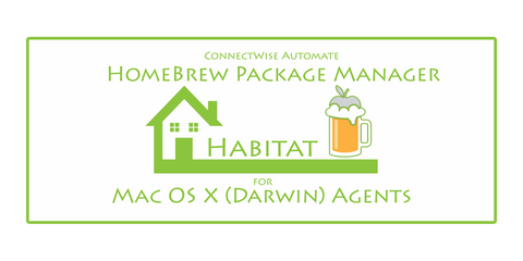 Homebrew comes to Habitat for ConnectWise Automate