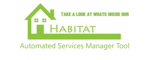 New Automated Services Manager Tool In Habitat
