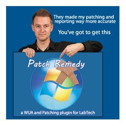 Patch Remedy releases 1.0.4.33 including the latest rollups for Microsoft.