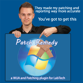 Patch Remedy Releases Build 1.0.3.56 for WUA 7.6.7601.23735