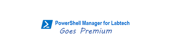 PowerShell Command Manager Goes Premium