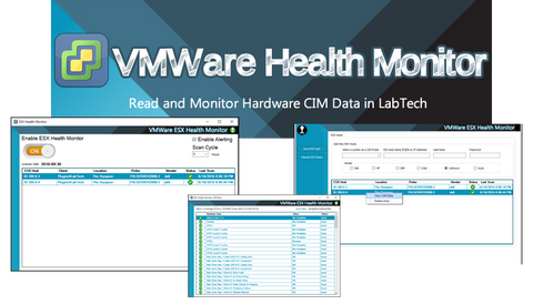 Plugin Of The Month - VMWare ESX Host Health Monitor For ConnectWise Automate