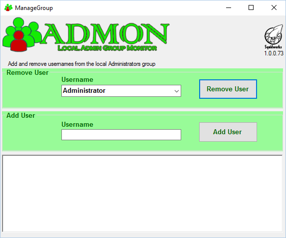 ADMON - Add New Users